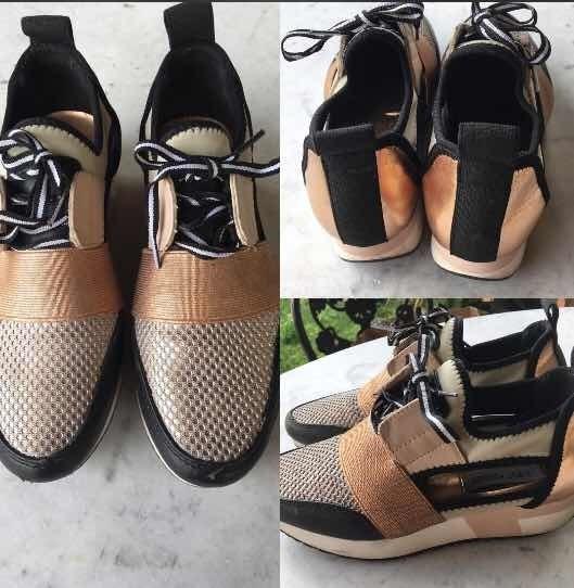 Zapatos De Niña O Dama Talla 36 Casi Nuevos Casuales De Moda