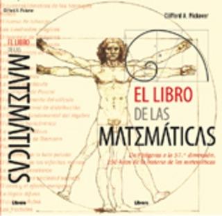 Libro De Las Matemáticas - Td, Pickover Clifford, Librero