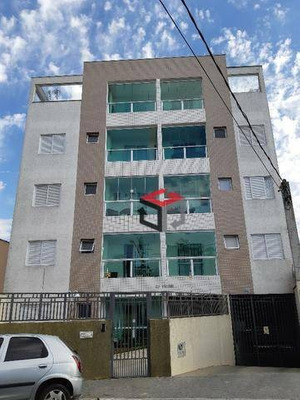 Cobertura Com 3 Dormitórios À Venda, 122 M² Por R$ 600.000 - Baeta Neves - São Bernardo Do Campo/sp - Co51035