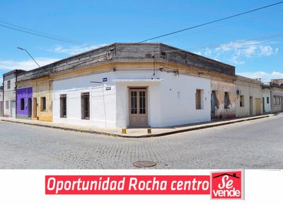 Local Comercial Alquiler Venta Rocha Casa Esquina Comercio