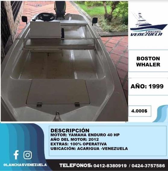 Lancha Boston Whaler Lv171