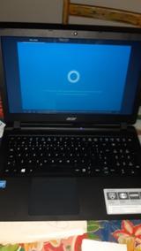 Notebook Acer, Sem Uso Caixa