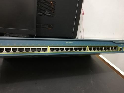 Imagen 1 de 3 de Switch Cisco Catalyst 2950sx-24 Puertos Administrado