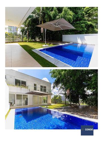 Casa Em Condomínio, Compra E Venda, No Brooklin, 4 Quartos - 62030476
