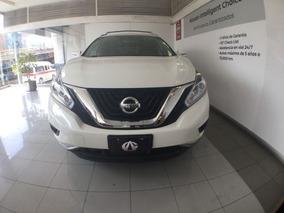 Nissan Murano Murano Exclusive Cvt Awd 2019 Seminuevos