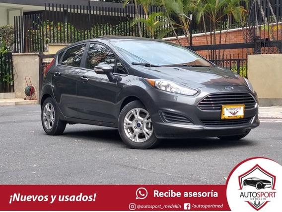 Ford Fiesta Se - Financiamos Carros Usados