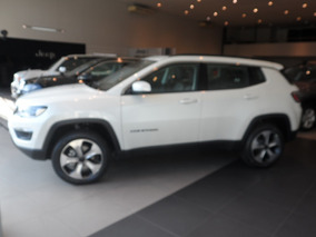 Jeep Compass 2.0 Longitude Flex Aut. 5p Blindado
