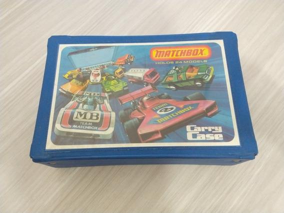 Maleta P/ 24 Miniaturas / Matchbox