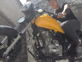 Motocicleta Tundra 200cc Tipo Harley