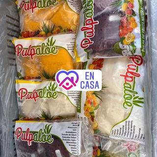 Pulpas De Fruta Con Aloevera - Unidad a $3000