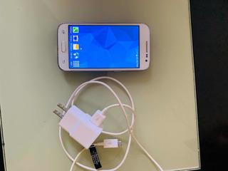 Celular Samsung Galaxy Usado Sin Liberar De Compañía De Usa