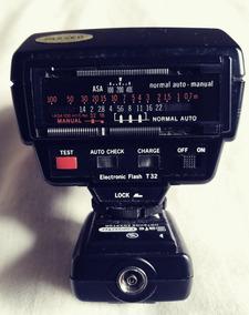 Flash Olympus T32 Ttl Panasonic