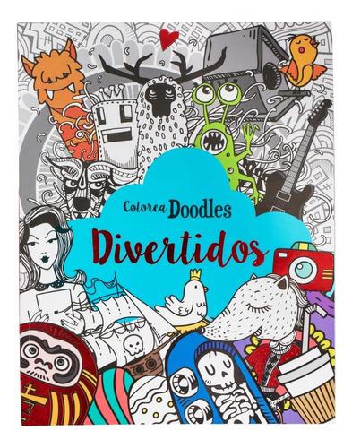 Mandalas Dreams Art Coloreando Doodles Divertidos