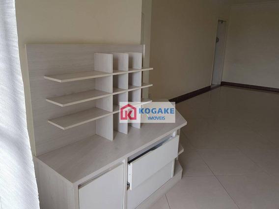 Apartamento Com 2 Dormitórios À Venda, 75 M² Por R$ 350.000,00 - Parque Industrial - São José Dos Campos/sp - Ap5182