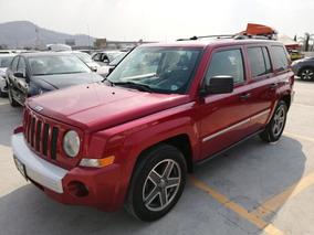 Jeep Patriot Suv 5p Limited Cvt 4x2 Q/c