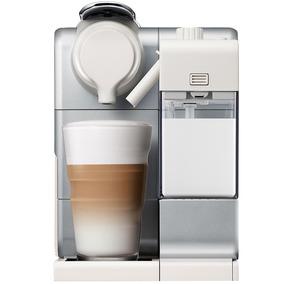 Máquina De Café Nespresso Lattisima Touch, Prata