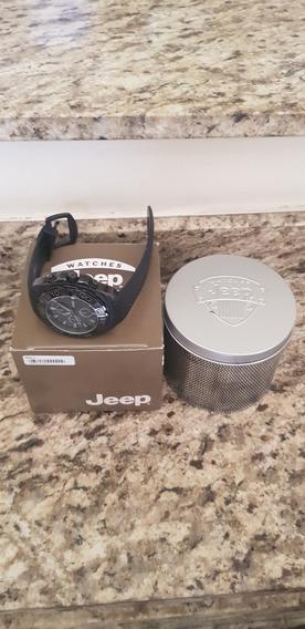 Relógio Jeep Original Ótimo Estado