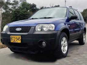 Ford Escape Xlt At 3000 Cc 4x4 2006, !muy Buen Estado!