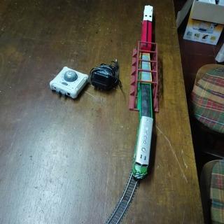Tren Electrico Ho Listo Para Usar Tamaño Pista 1,90x0,90,