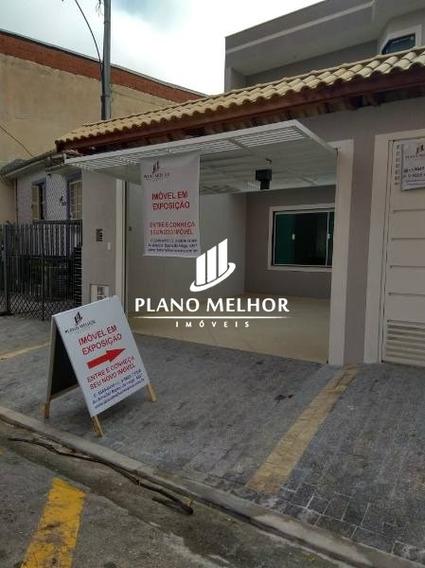 Sobrado Para Venda - Penha / Vila Marieta Com 2 Dormitórios Sendo 2 Suítes Com 2 Vagas - 75m² - Referência So1186 - So1186