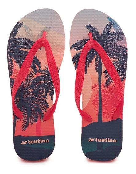 Ojotas Hombre Verano Surf Diseño Artentino Regalo Original