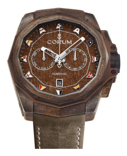 Relogio Corum Admirals Cup Ac-one 45 Bronze Crono A116/03210