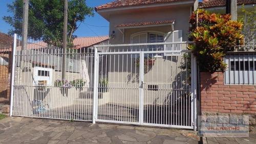 Casa Com 3 Dormitórios À Venda, 210 M² Por R$ 350.000,00 - Nonoai - Porto Alegre/rs - Ca0356