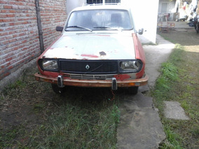 Renault 12 Break Nafta Nunca Gnc