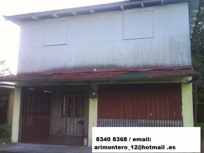 Vendo Casa Con Lote Grande En Guapiles Coopevigua 3