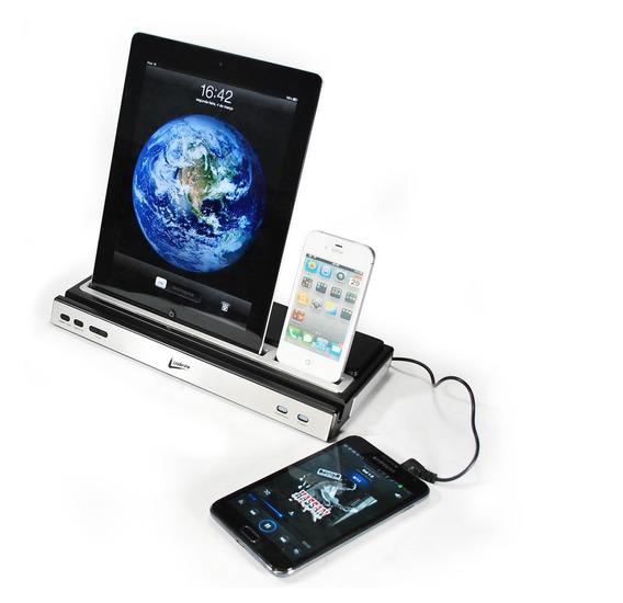Dock Múltipla Para iPhone E iPad Codigo 3051 Leadership