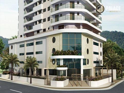 Apartamento Residencial À Venda, Canto Do Forte, Praia Grande - . - Ap1323