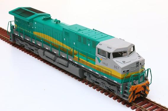 3078 Locomotiva Ac44i Vale Frateschi Ho Lançamento!!