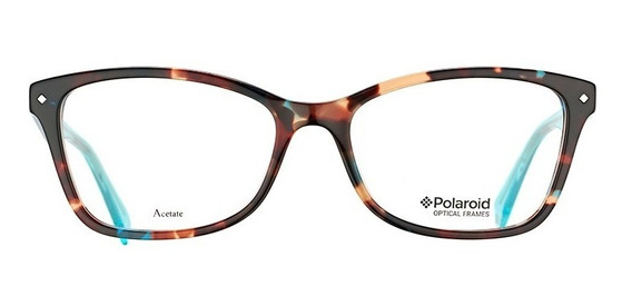 Óculos De Grau Feminino Polaroid D320 Ipr Lente: 5,3 Cm