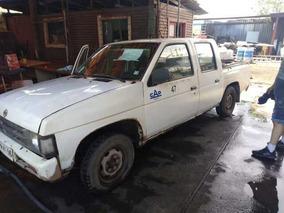 Nissan D21 Ext Cab