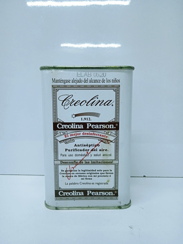 Creolina Pearson Original