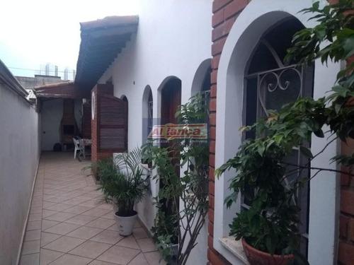 Casa Com 3 Dormitórios À Venda, 145 M² - Vila Augusta - Guarulhos/sp - Ai10551