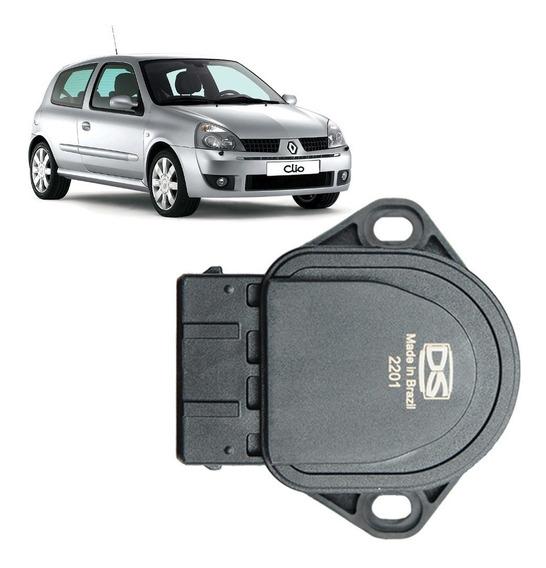 Sensor Pedal Acelerador Clio 2000/2008 2201