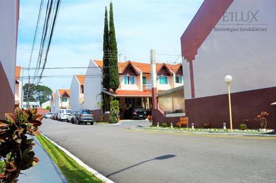 Sobrado Residencial À Venda, Alto Boqueirão, Curitiba. - So0001