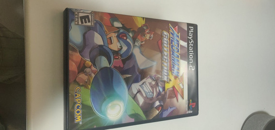 Megaman X Collection Ps2 Midia Física