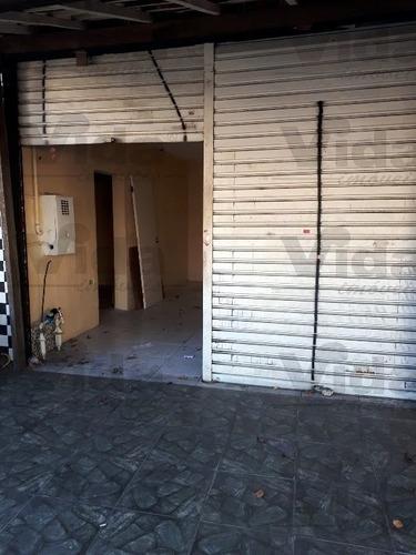 Salão Comercial Em Jardim Das Flores  -  Osasco - 35416