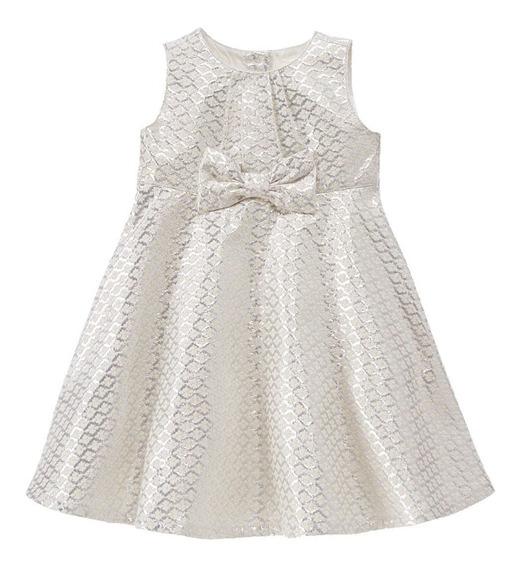 Vestido Gymboree Para Bebé Niña Única Talla 12-18m