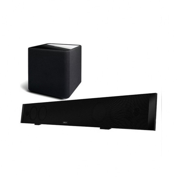 Kef Caixa V720w Soundbar+subwoofer Wireless