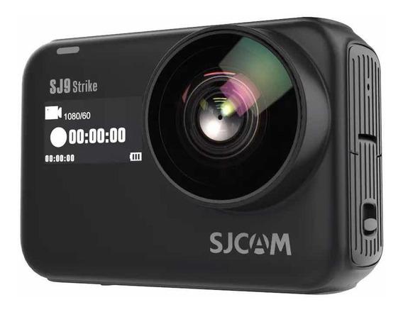 Câmera Sjcam Sj9 Strike 4k 60fps Wi-fi + Cartão 64gb Sandisk