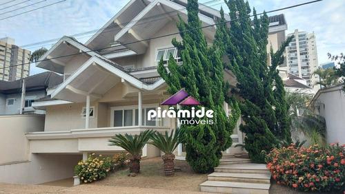 Casa Com 5 Dormitórios À Venda, 800 M² Por R$ 3.000.000,00 - Jardim Aquarius - São José Dos Campos/sp - Ca2959