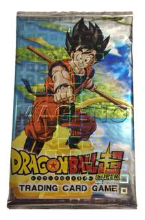 6 Pacotes =54 Cards Dragon Ball Super Dbs - Ótima Qualidade
