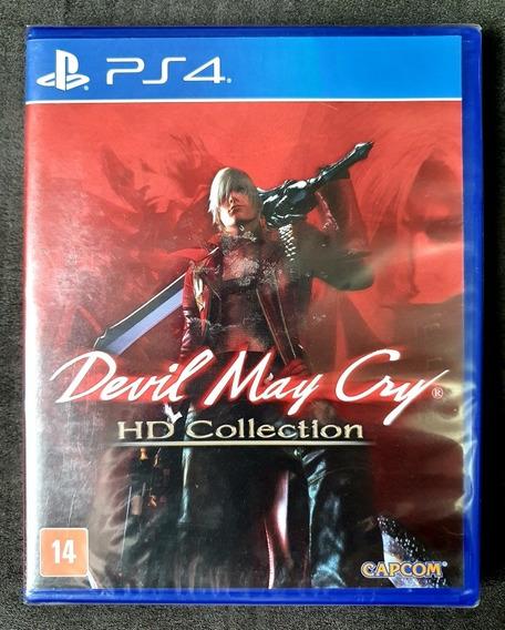 Devil May Cry: Hd Collection Lacrado Playstation 4 (ps4)