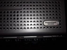 Gabinete Do Servidor Dell Powervault Md3000 :não Contem Hd