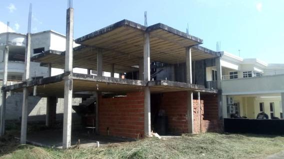 Parcela En Villa Franca Con Avance De Construcción