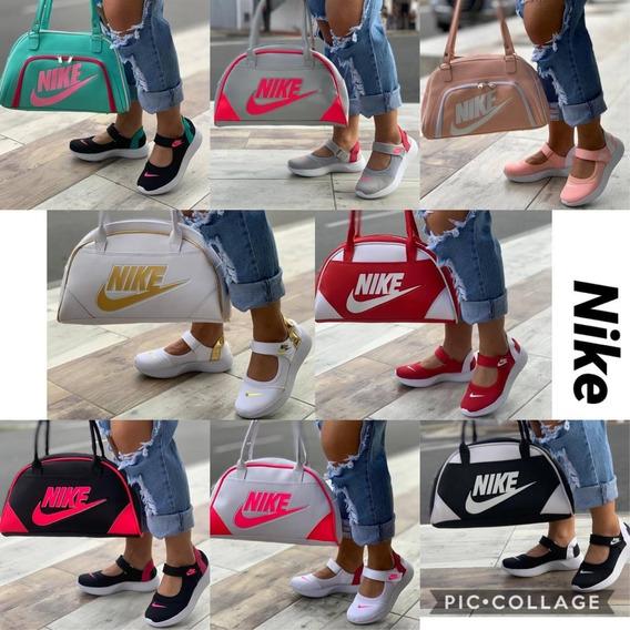 Zapato Mujer Nike Bolso Ropa y Accesorios en Mercado Libre