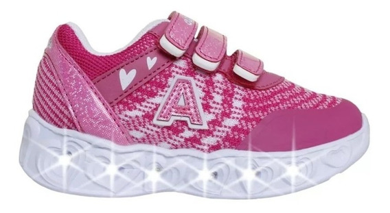 Zapatillas Addnice Con Luces Modelo Arrow Fty Calzados